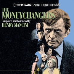 Arthur Hailey's The Moneychangers Soundtrack (Henry Mancini) - CD cover