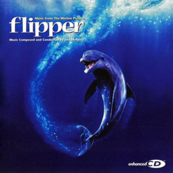 Flipper Soundtrack (Joel McNeely) - CD cover