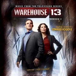 Warehouse 13 - Season 2 Soundtrack (Edward Rogers) - Car�tula