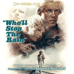 Who'll Stop the Rain Trilha sonora (Laurence Rosenthal) - capa de CD