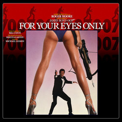 For Your Eyes Only Bande Originale (Bill Conti) - Pochettes de CD