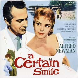 A Certain Smile Soundtrack (Alfred Newman) - Car�tula