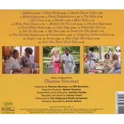 The Help Soundtrack (Thomas Newman) - CD Trasero