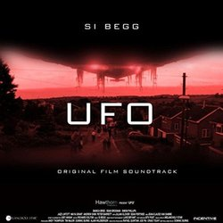 UFO Soundtrack (Si Begg) - CD cover