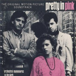 Film Music Site Pretty In Pink Soundtrack Various