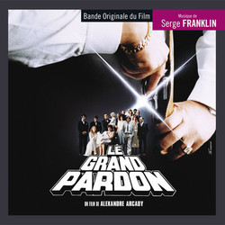Le Grand Pardon Soundtrack (Serge Franklin) - CD cover