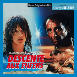 Descente aux enfers Soundtrack (Georges Delerue) - Car�tula