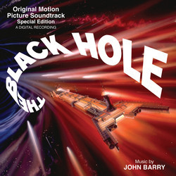 The Black Hole Soundtrack (John Barry) - Car�tula