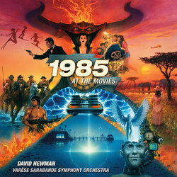 1985 At The Movies Soundtrack (Various Artists, David Newman) - Carátula