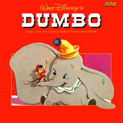 Dumbo 声带 (Various Artists, Frank Churchill, Oliver Wallace) - CD封面