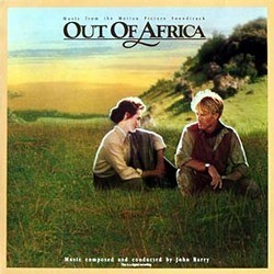 Out of Africa Bande Originale (John Barry) - Pochettes de CD