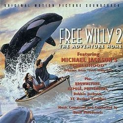 Free Willy 2: The Adventure Home Soundtrack (Various Artists, Basil Poledouris) - Car�tula