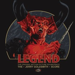 Legend 聲帶 (Jerry Goldsmith) - CD封面