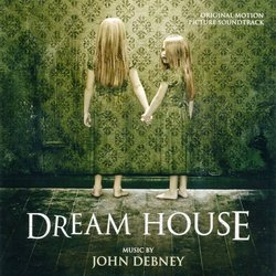 Dream House Soundtrack (John Debney) - CD cover