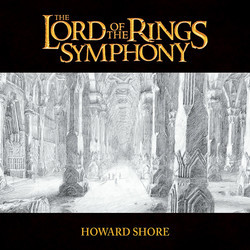 The Lord of the Rings Symphony Soundtrack (Howard Shore) - Car�tula