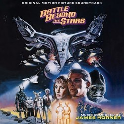 Battle Beyond the Stars Soundtrack (James Horner) - Car�tula