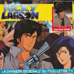 Nicky Larson 声带 (Various Artists, Jean-Paul Césari) - CD封面
