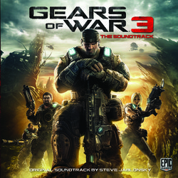 Gears of War 3 Soundtrack (Steve Jablonsky) - Car�tula
