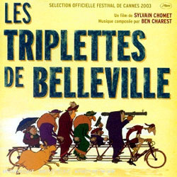 Les Triplettes de Belleville Bande Originale (Various Artists, Ben Charest) - Pochettes de CD
