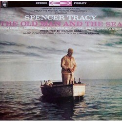 Film Music Site The Old Man And The Sea Soundtrack