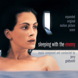 Sleeping with the Enemy Soundtrack (Jerry Goldsmith) - Carátula
