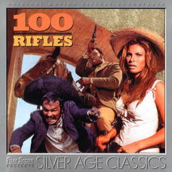 100 Rifles Soundtrack (Jerry Goldsmith) - Car�tula