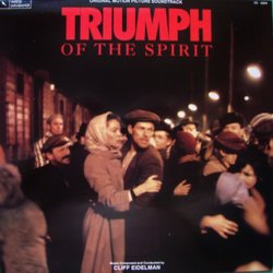 Triumph of the Spirit Bande Originale (Cliff Eidelman) - Pochettes de CD