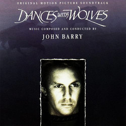 Dances with Wolves 声带 (John Barry) - CD封面