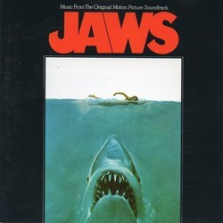 Jaws Soundtrack (John Williams) - CD cover