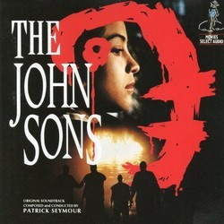 De Johnsons Soundtrack (Patrick Seymour) - CD cover
