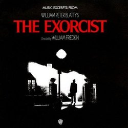 The Exorcist Soundtrack (Various Artists) - Carátula