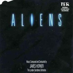 Aliens Soundtrack (James Horner) - Car�tula