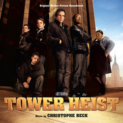 Tower Heist Soundtrack (Christophe Beck) - Car�tula