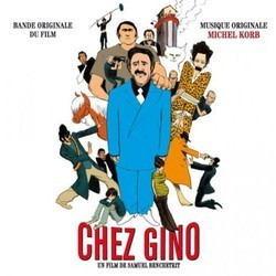 Chez Gino Soundtrack (Michel Korb) - Car�tula