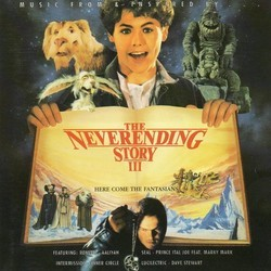 The NeverEnding Story III: Here come the Fantasians Soundtrack (Various Artists) - Car�tula