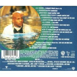 Deep Blue Sea Soundtrack (Various Artists) - CD Back cover