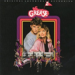 Grease 2 Soundtrack (Various Artists) - CD cover