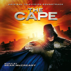 The Cape Soundtrack (Bear McCreary) - Car�tula