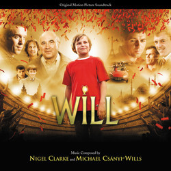 Will Soundtrack (Nigel Clarke, Michael Csányi-Wills) - Carátula
