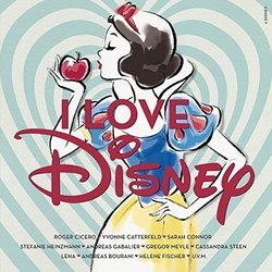 I Love Disney - Various Artists - 12/02/2016