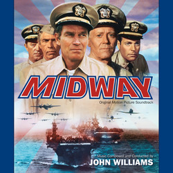 Midway 声带 (John Williams) - CD封面