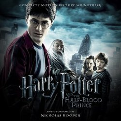 Film Music Site Harry Potter And The Half Blood Prince Soundtrack Nicholas Hooper Bootleg 2009 Complete Recordings