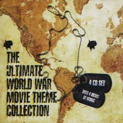 The Ultimate World War Movie Theme Collection - Various Artists - 18/03/2016