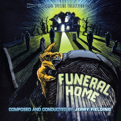 Funeral Home Soundtrack (Jerry Fielding) - Car�tula