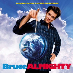 Bruce Almighty 聲帶 (Various Artists, John Debney) - CD封面