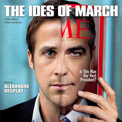The Ides of March Soundtrack (Alexandre Desplat) - Car�tula