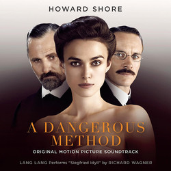 A Dangerous Method Soundtrack (Howard Shore) - Carátula