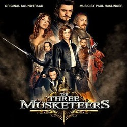 The Three Musketeers Soundtrack (Paul Haslinger) - CD cover