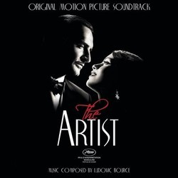The Artist Soundtrack (Ludovic Bource) - Carátula
