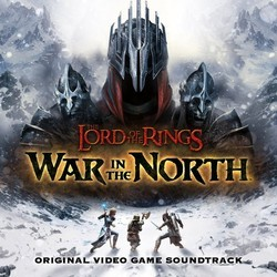 Lord of the Rings: War in the North Ścieżka dźwiękowa (Inon Zur) - Okładka CD
